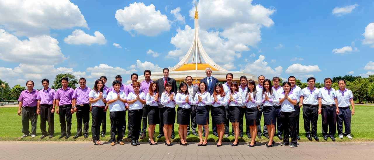 Sri siam Holidays Team, Bangkok, Thailand